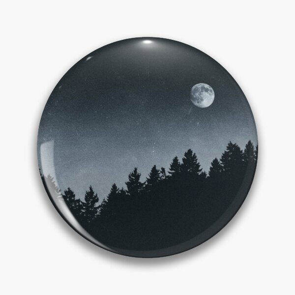 Under Moonlight Pin