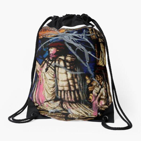 Conspiracy Collection 04 Drawstring Bag