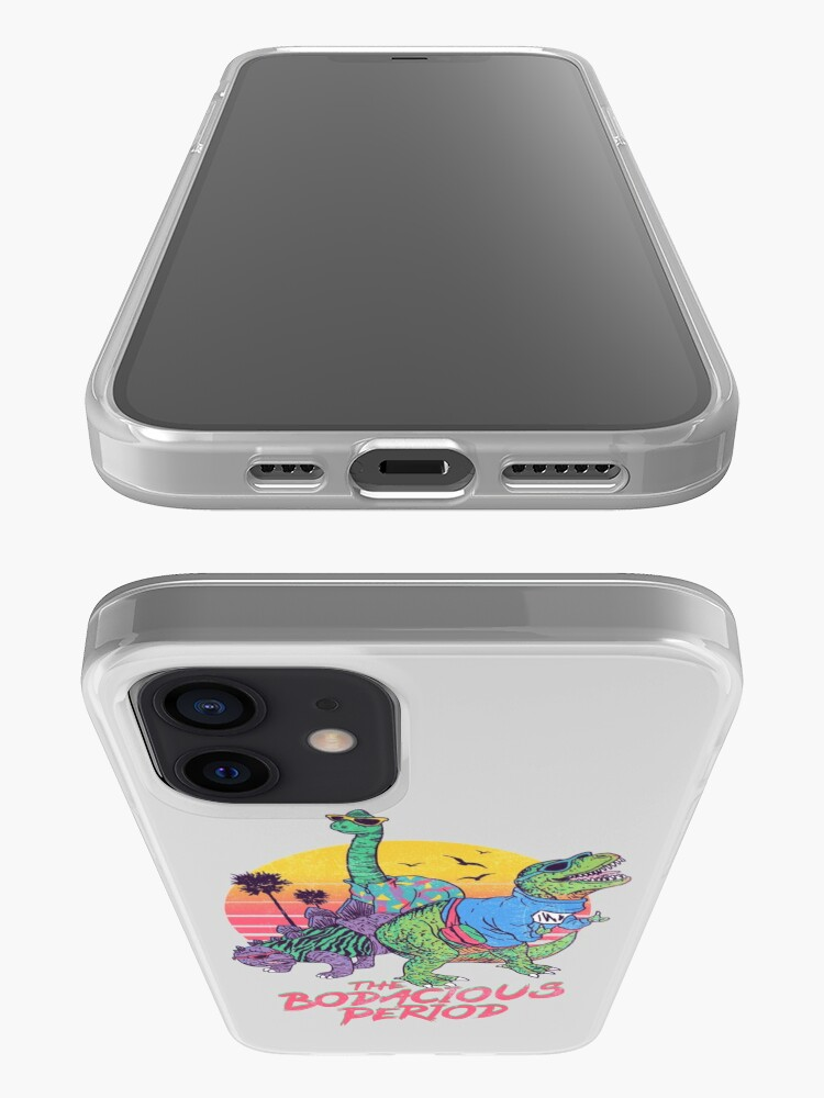 Alternate view of The Bodacious Period iPhone Case & Cover