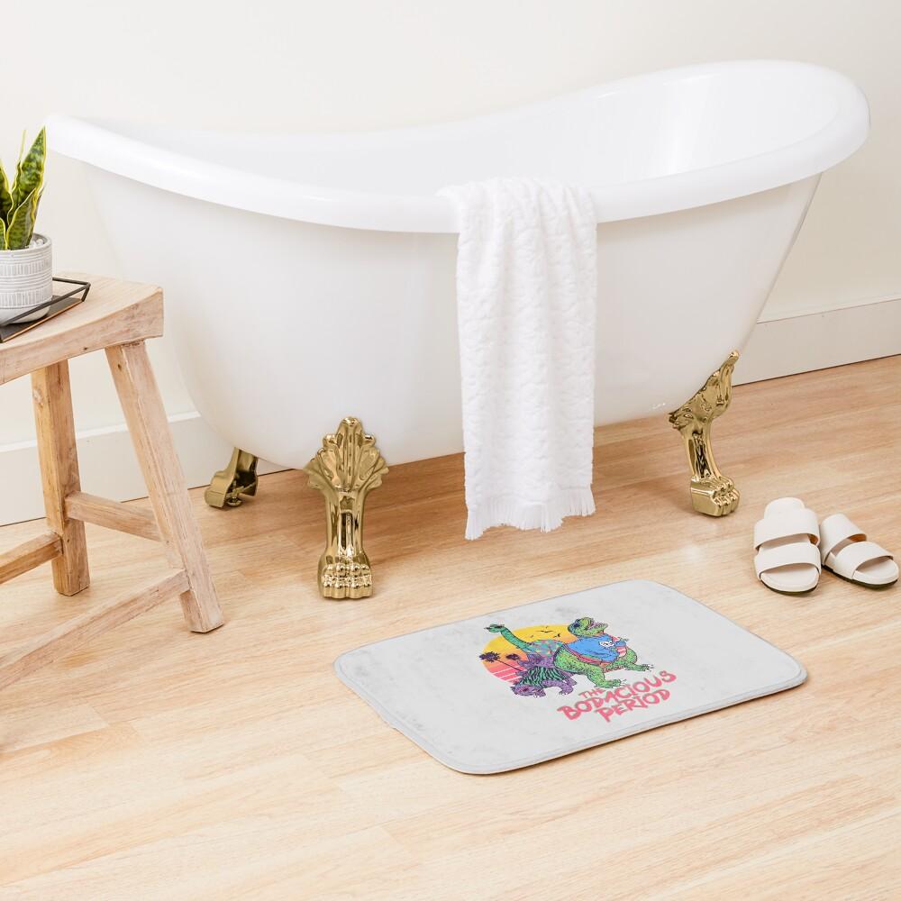 The Bodacious Period Bath Mat