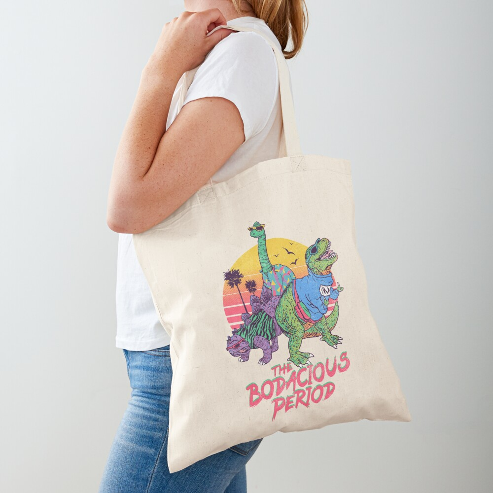 The Bodacious Period Tote Bag