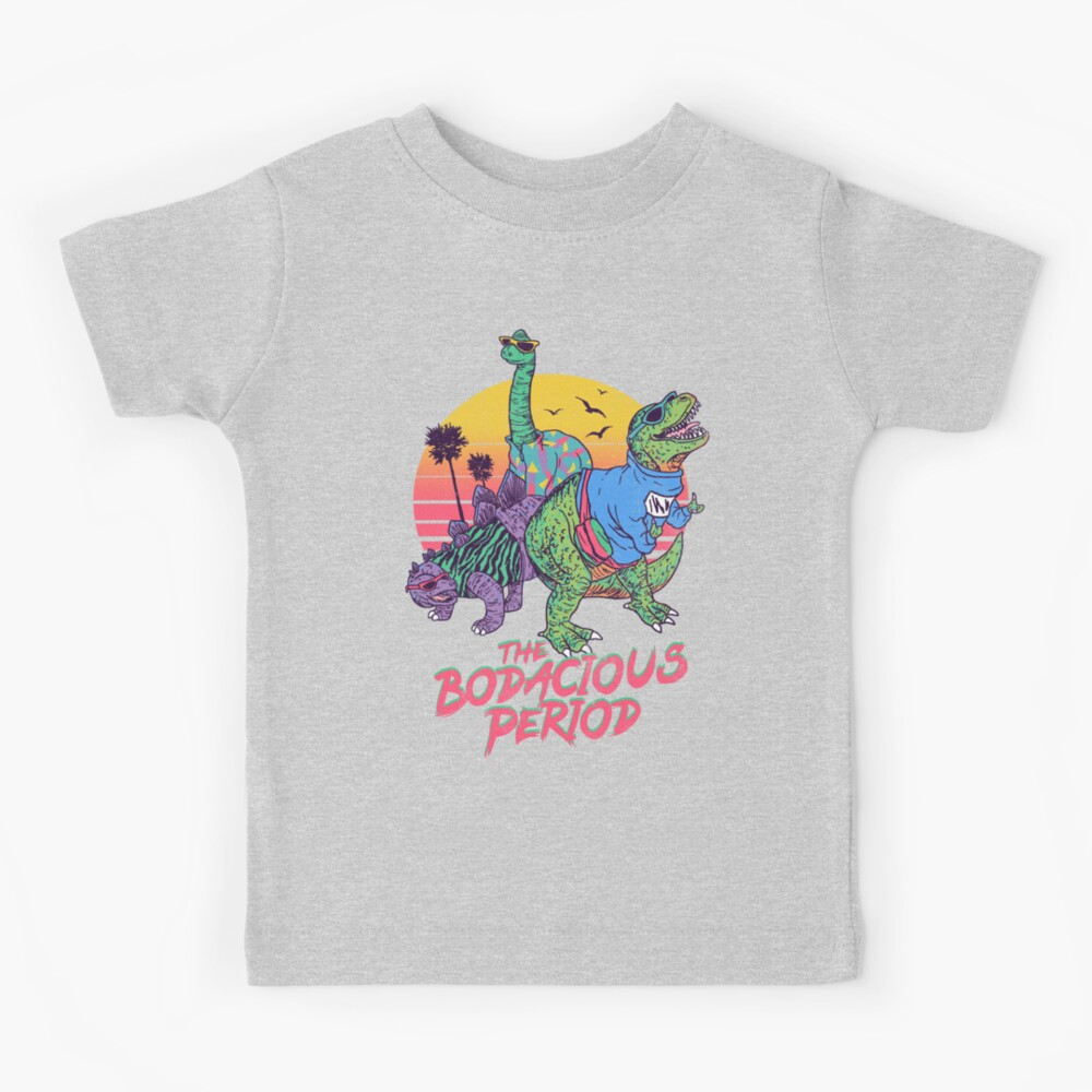 The Bodacious Period Kids T-Shirt