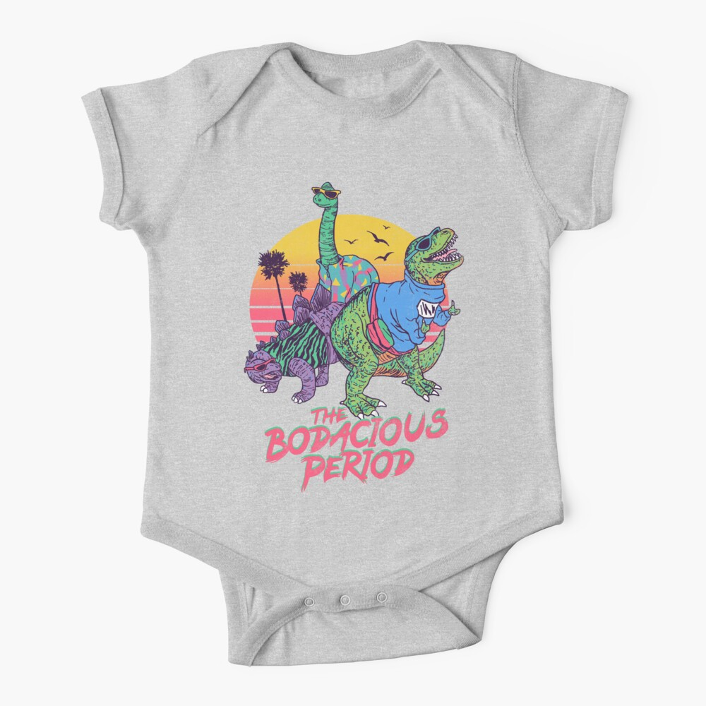 The Bodacious Period Baby One-Piece