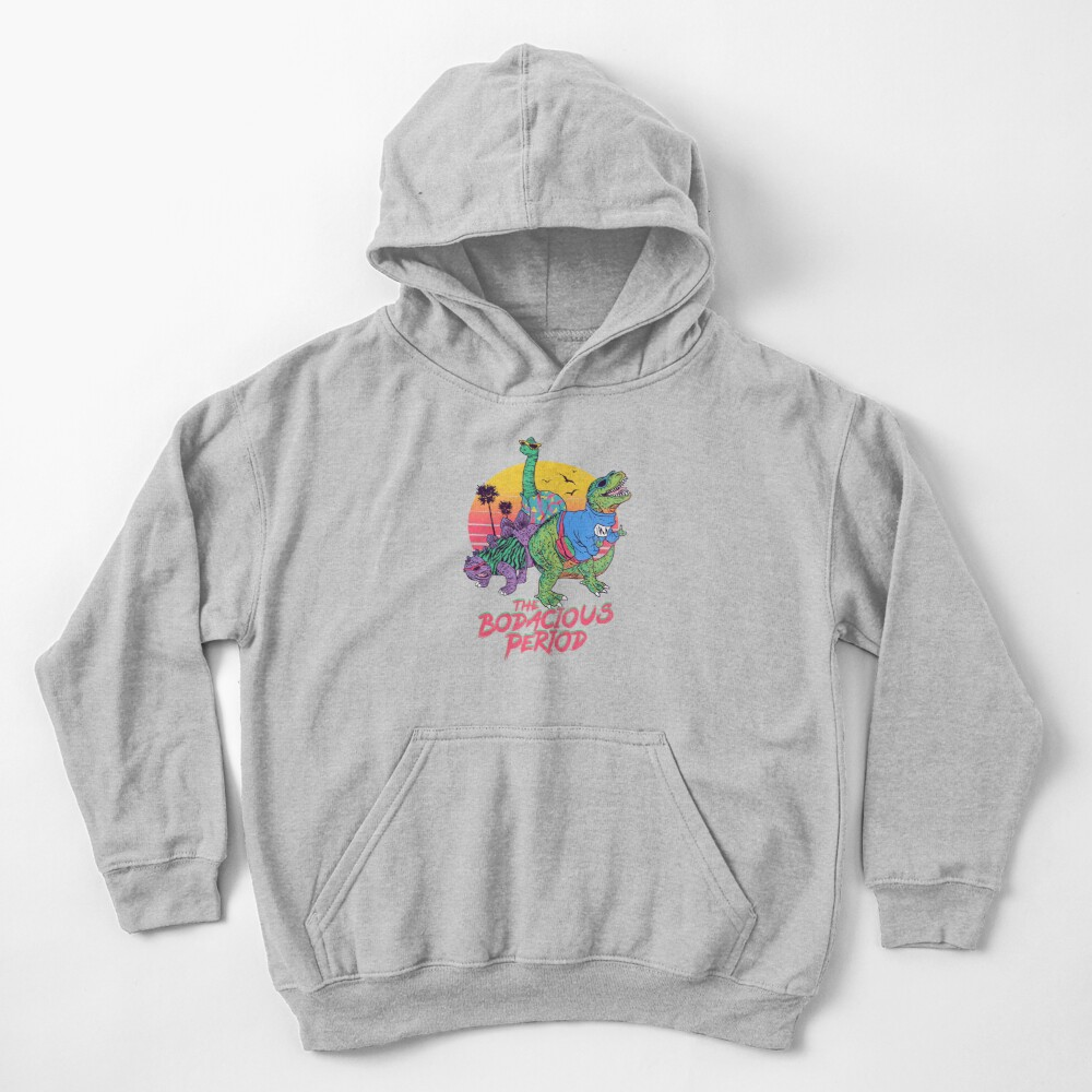 The Bodacious Period Kids Pullover Hoodie