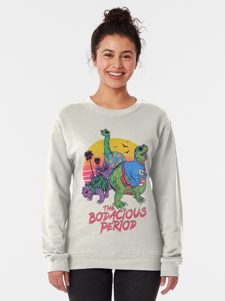 Alternate view of The Bodacious Period Pullover Sweatshirt