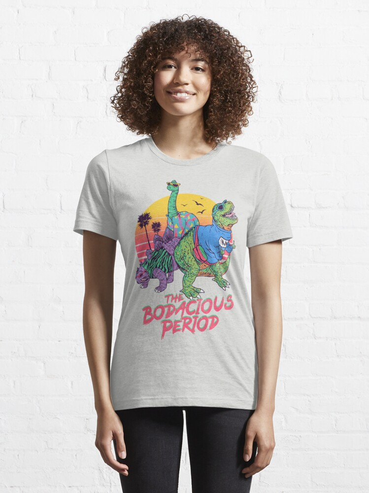Alternate view of The Bodacious Period Essential T-Shirt