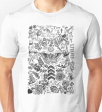 One Direction tattoos T-Shirt
