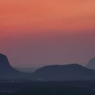 Glasshouse Sunset by lucadou