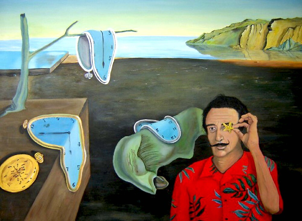 Dali on Dali by Dennis Newell
