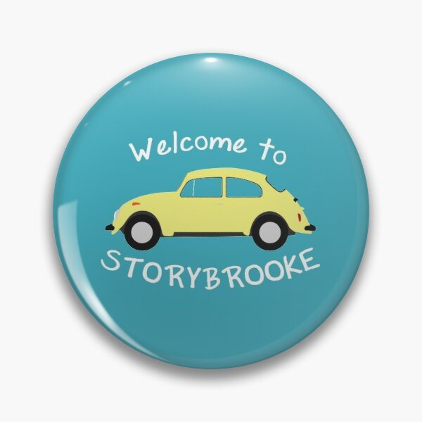 Welcome to Storybrooke Pin