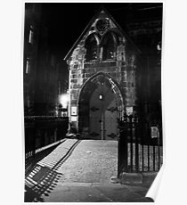 gothic building Poster