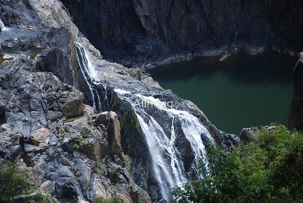 Barron Falls by Alihogg