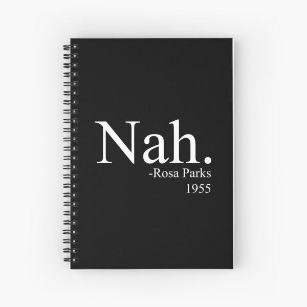 Nah Spiral Notebook