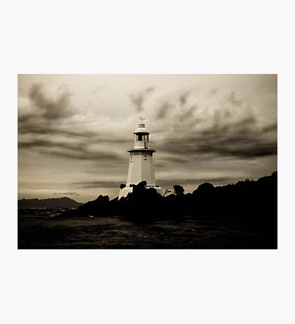 Hells Gate Lighthouse, Tasmania Photographic Print