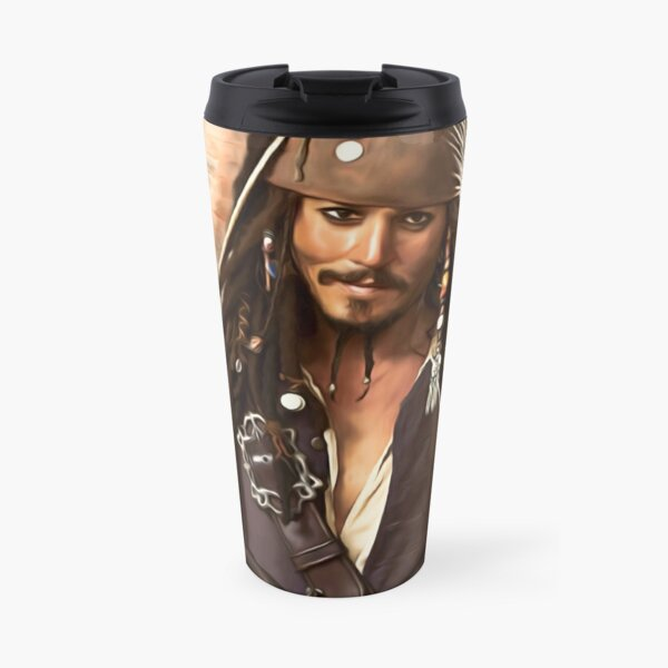 Jack Sparrow Travel Mug