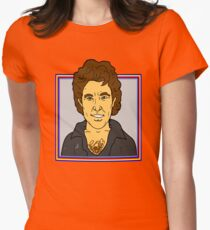 The Hoff Womens Fitted T-Shirt