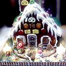 Gingerbread House. by waxyfrog