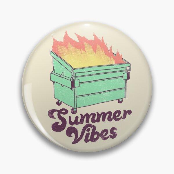 Summer Vibes Pin