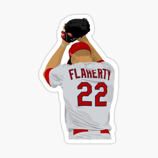 Jack Flaherty Sticker