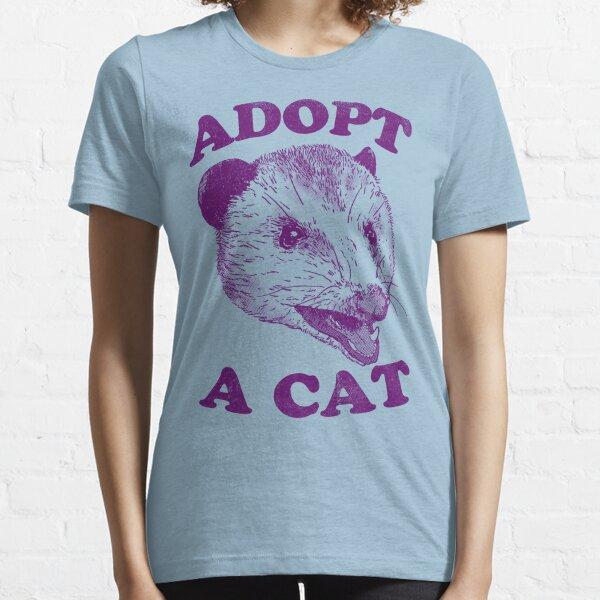 Adopt A Cat Essential T-Shirt
