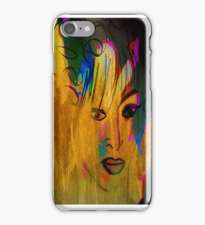 LOVELY PORTRAIT. iPhone Case/Skin