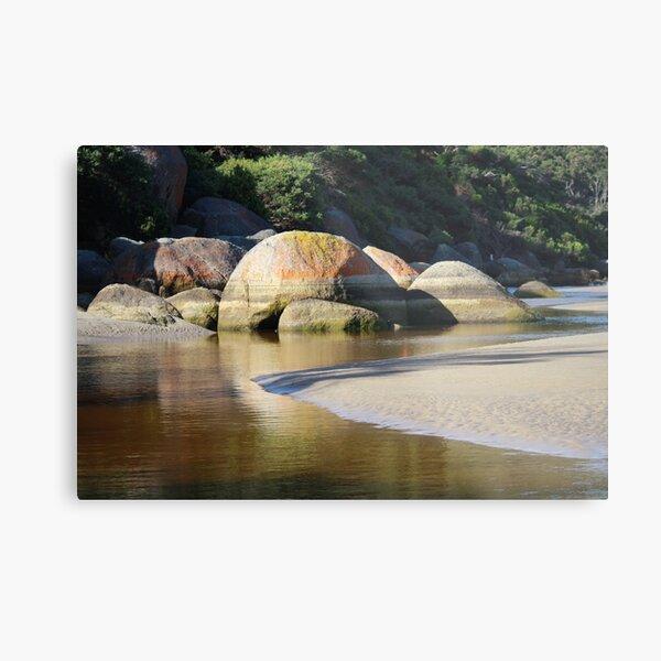 Tidal River, Wilson's Promontory. Metal Print