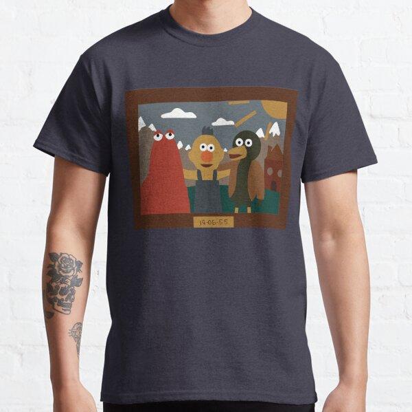 Don't Hug Me I'm Scared Minimalist Classic T-Shirt