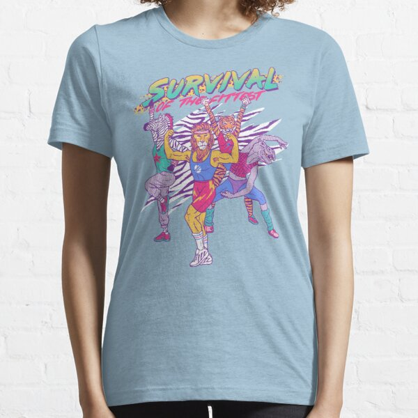 Survival Of The Fittest Essential T-Shirt