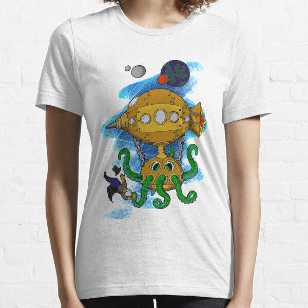 Steam Trek Essential T-Shirt