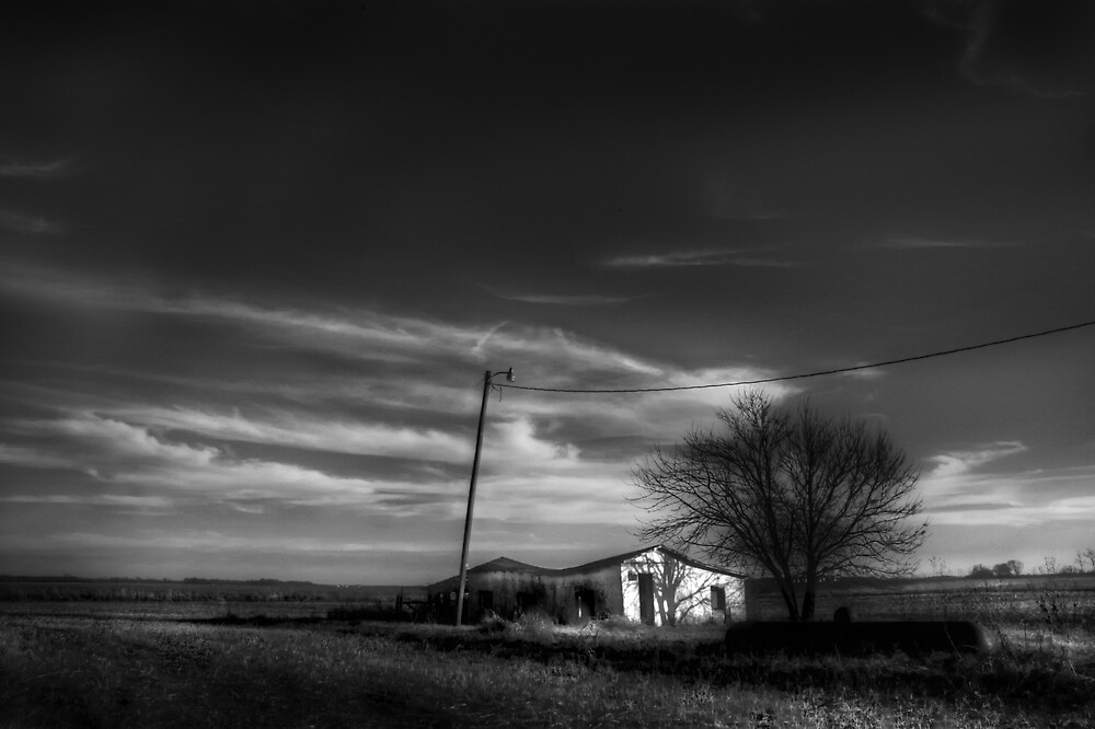 Farm House by JMontrell