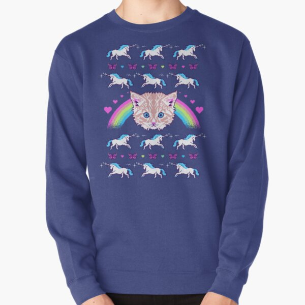 Most Meowgical Sweater Pullover Sweatshirt