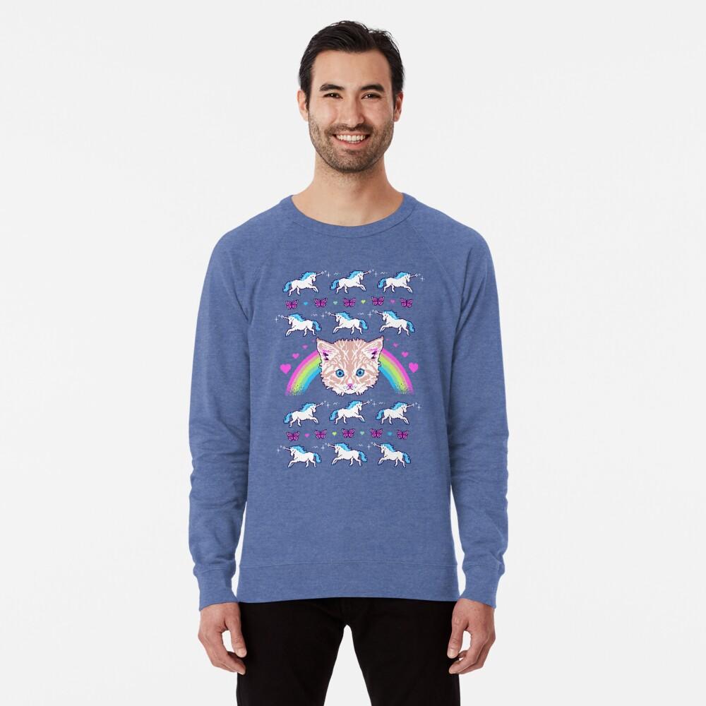 Most Meowgical Sweater Lightweight Sweatshirt