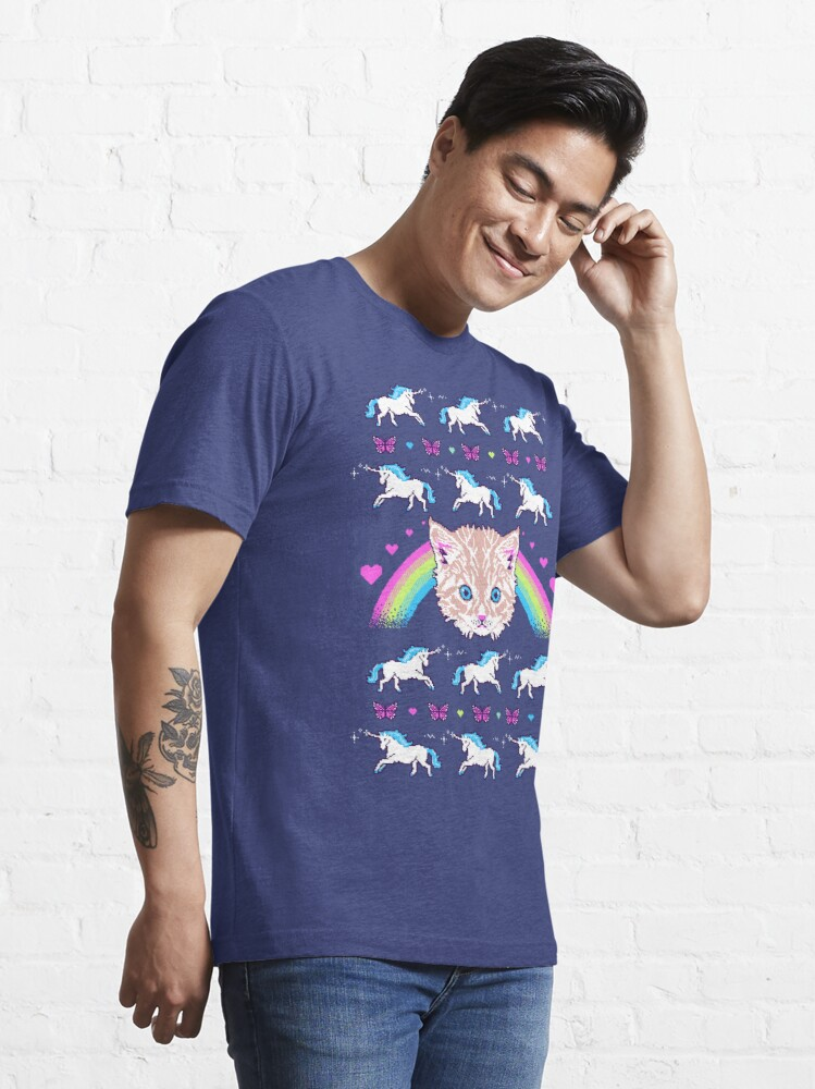 Alternate view of Most Meowgical Sweater Essential T-Shirt