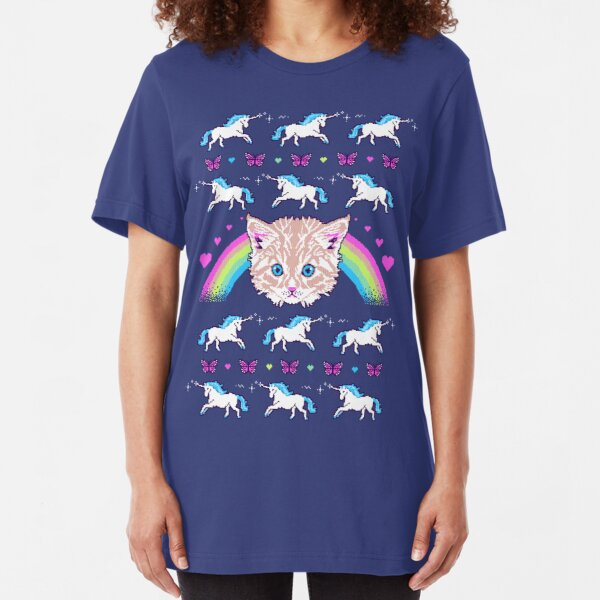 Most Meowgical Sweater Slim Fit T-Shirt