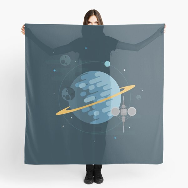 Space Station Scarf