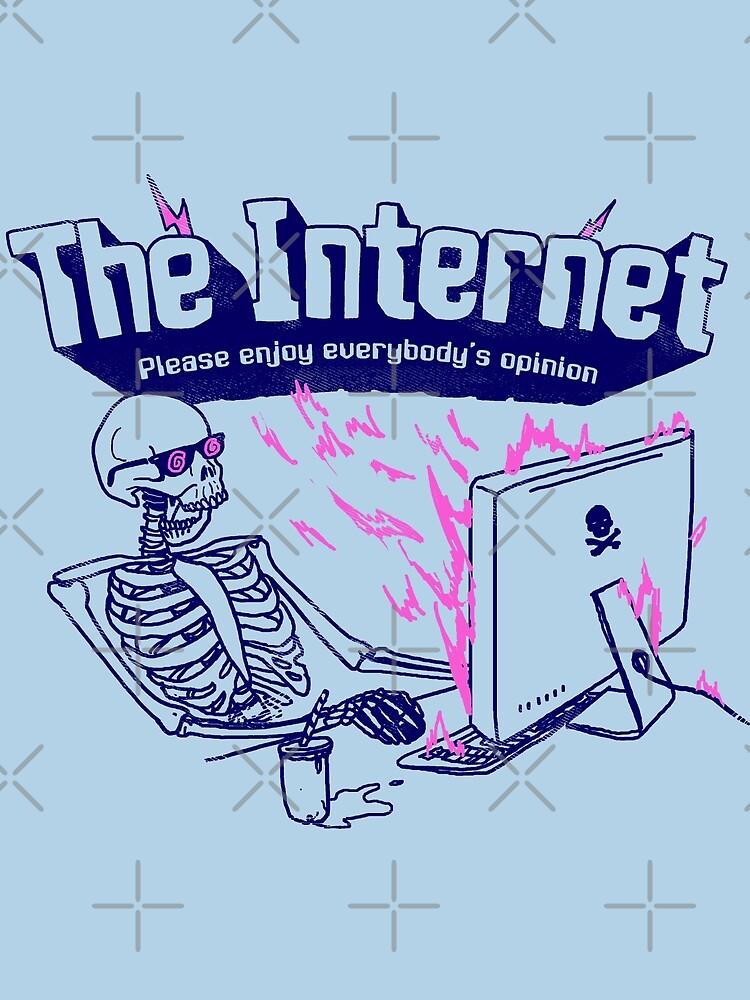 The Internet by wytrab8