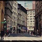 Arch St Boston Ma. by apsjphotography