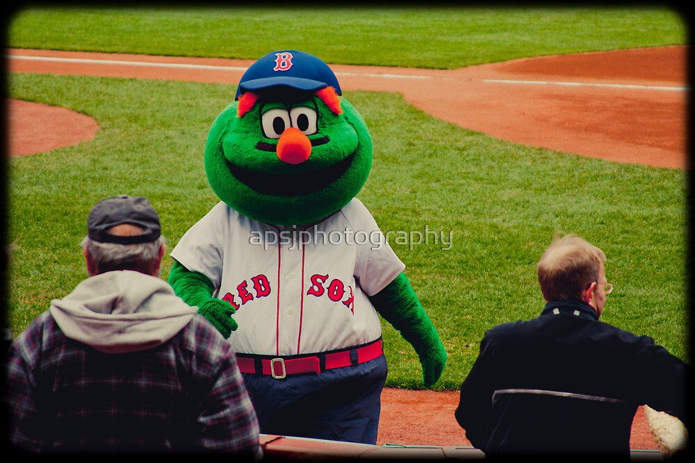 Wally the Green Monster by apsjphotography