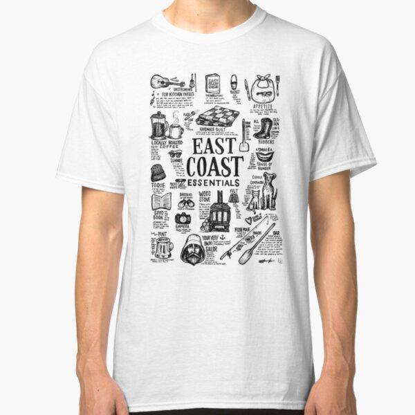 East Coast Essentials Classic T-Shirt