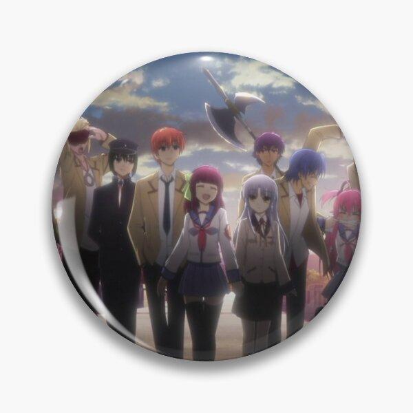 Angel Beats! Characters - Angel Beats! Pin