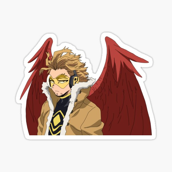 Hawks - Cool Sticker
