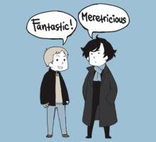 fantastic meretricious