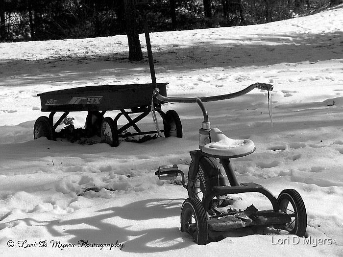 Childhood Memories by Lori D Myers