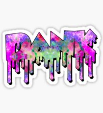 Dank - Galaxy Sticker