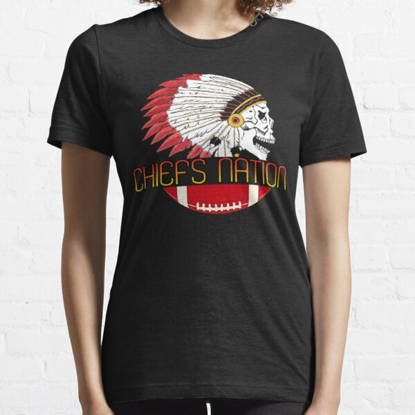 Arrowhead Pride Chiefs Nation Design Essential T-Shirt