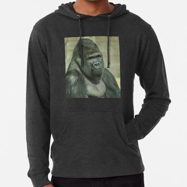 West Lowland Silverback Gorilla Lightweight Hoodie