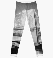 Legging Brooklyn Bridge Black & White