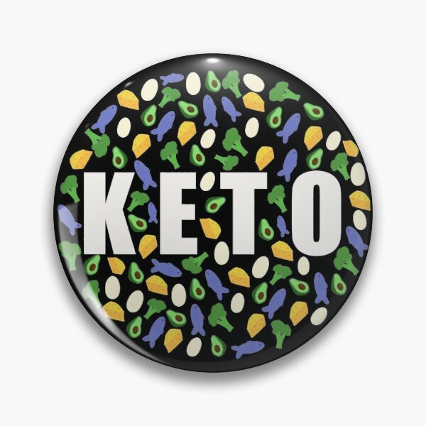 Keto Collage Design - Weight Loss and Dieting Food Pin