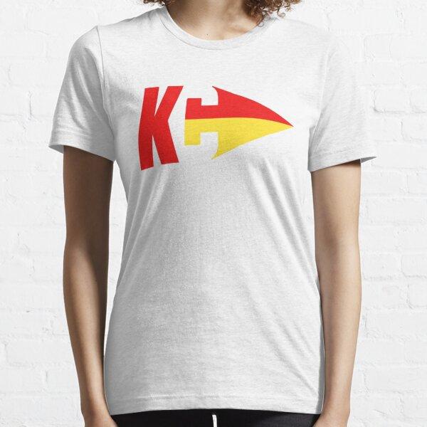 Kansas City Arrowhead Fan Essential T-Shirt