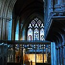 st. Albans, Abbey, Cathedral, Christmas by adam63745